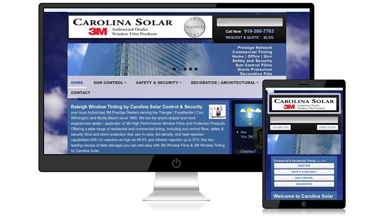 carolina-solar.com