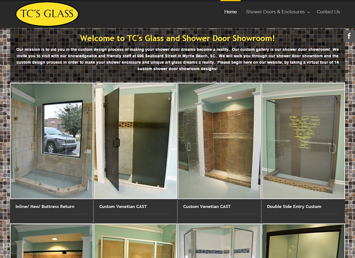 Tcs Shower Door Showroom Enation Worldwide